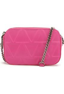 Jess Rainbown Crossbody Pochete Pink | Schutz