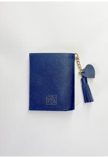 Carteira Coufer Veneza Azul