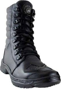 Bota Atron Shoes Tática C/ Protetor De Câmbio - Masculino