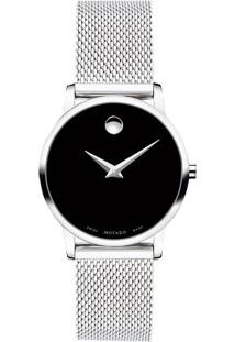 Relógio Movado Feminino Aço - 0607220