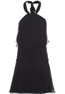 Vestido Pirouette - Preto