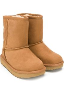 Ugg Kids Ankle Boot - Marrom
