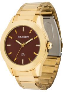 c76111089c0 ... Relógio Backer Bremen 3313145F Marrom