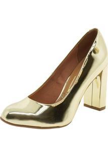 5c778467a Clóvis Calçados. Sapato Com Salto Alto Feminino Vizzano ...