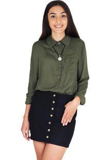 Camisete Treme Terra Army Fashion Verde