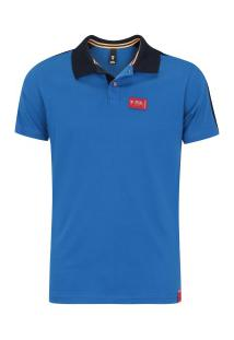 Camisa Polo Fatal 18073 - Masculina - Azul