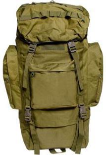 Mochila Militar Tática Camping 75 Litros Yangfit - Unissex