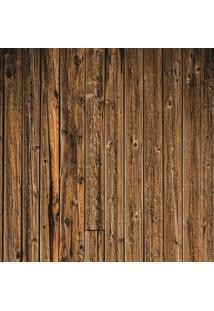 Papel De Parede Adesivo Madeira Demolição (0,58M X 2,50M)