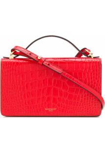 Givenchy Bolsa Tote Gv3 - Vermelho