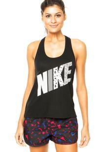 Regata Nike Sportswear Prep Mixed Black Summit White Preta