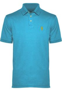 Camisa Polo Em Piquet - Polo Match - Masculino