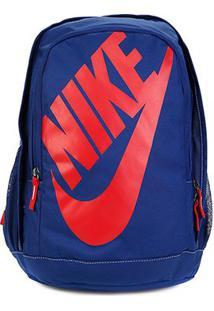 Mochila Nike Hayward Futura 2.0 - Unissex-Azul+Vermelho