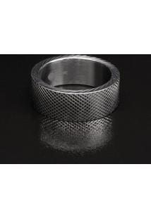 Anel Texture Silver