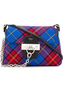 Mulberry Mini Keeley Shoulder Bag - Azul