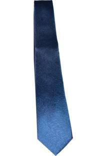 Gravata Azul Slim 4021