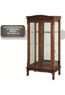 Cristaleira Colonial - Tommy Design