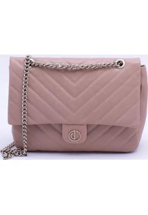 Bolsa Shoulder Bag Areia - G