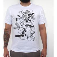 547c2e0348 Profundo - Camiseta Clássica Masculina