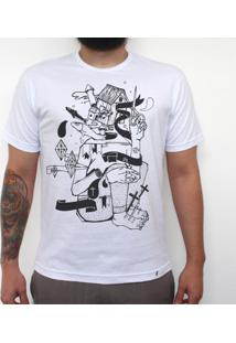 Profundo - Camiseta Clássica Masculina