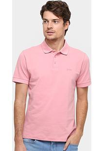 Camisa Polo Triton Piquet Básica Masculina - Masculino