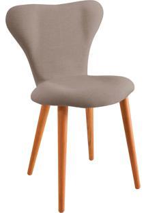 Cadeira Jacobsen 1071 Cinza Daf - Cinza - Dafiti