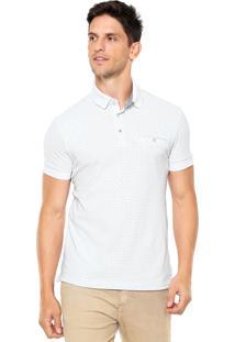 Camisa Polo Sommer Poás Branca