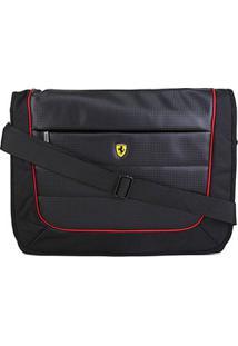 Bolsa Ferrari Nova Escuderia Femb15 - Unissex