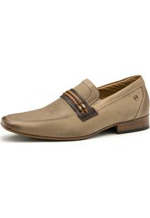 Sapato Ferricelli Slim Bege