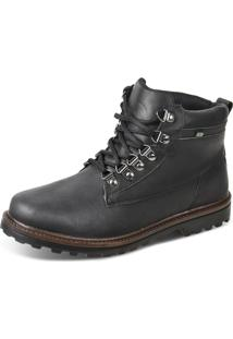Bota Work Eco Canyon Five Preto