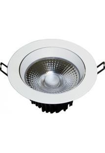 Spot Led Embutir Taschibra Tsl 309 9W Luz Branca 6500K