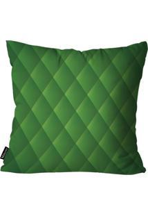 Capa Para Almofada Mdecor De Natal Verde