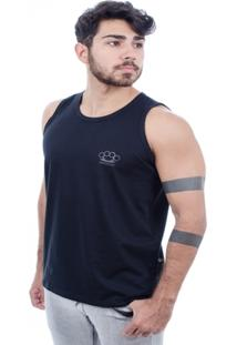 Camiseta Hardivision Simple Sem Manga - Masculino