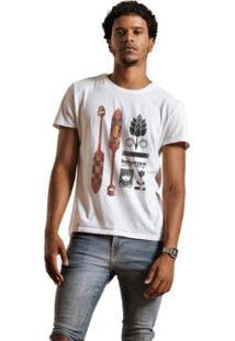 Camiseta Joss Premium Indigenous - Masculino