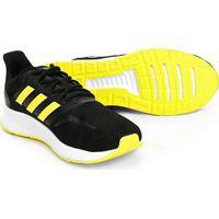 1ae7fe472 Tênis Adidas Falcon Masculino - Masculino-Preto+Amarelo