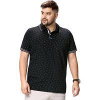 0bfe078c21 Camisa Pólo Estampada Tradicional masculina