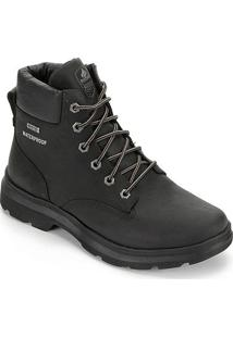 Bota Macboot Waterproff Viking 02 - Unissex-Preto