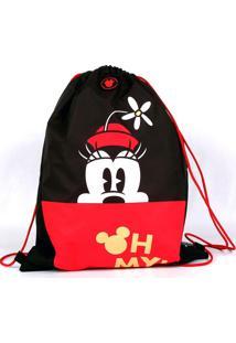 Mochila Saco Disney Minnie Mouse Oh My!