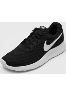 Tênis Nike Sportswear Wmns Tanjun Br Preto