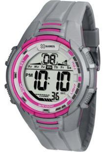R  156,90. Zattini Relógio Resina Manual Digital Feminino Unissex ... 79931243e6