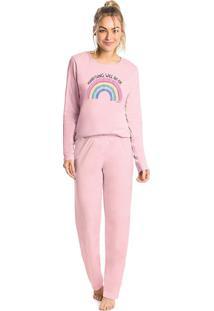 Pijama Longo Feminino