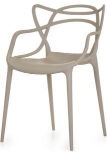 Cadeira Master Allegra Polipropileno Fendi - 28682 Sun House