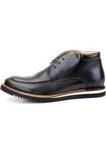 Bota The Box Project Noble Masculina - Masculino-Preto