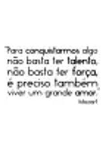 Adesivo De Parede Frase - Viver Um Grande Amor - 004Fr-M