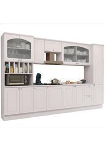 Cozinha Compacta Cb405-Br Provenzza – Kappesberg - Branco