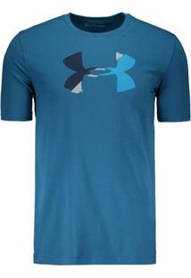 Camiseta Under Armour Glitch Logo