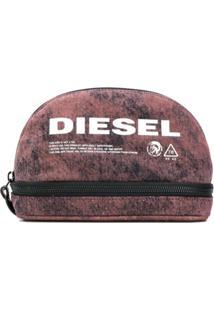 Diesel Necessaire 'New D-Easy' - Vermelho