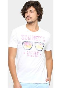 Camiseta Calvin Klein Summer Vintage Masculina - Masculino