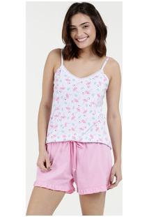 86e756bf8 Pijama Alcas Rosa feminino | Shoelover