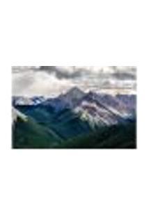 Painel Adesivo De Parede - Montanha - Paisagem - 745Pnm