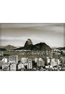 Jogo Americano Decorativo, Criativo E Descolado | Vista Do Pão De Açúcar No Rio De Janeiro, Rj - Tamanho 30 X 40 Cm